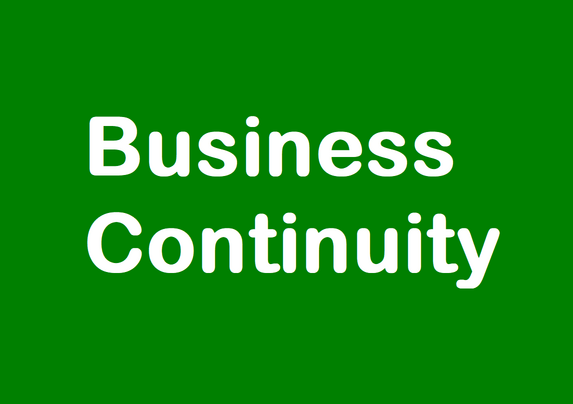 BCMS Part 1: Business Continuity Management is crucial for any type of hazard